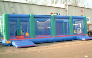 INFLATABLE HIRE IN DORSET INFLATABLE HIRE