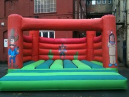 adult bouncy castle hire dorset